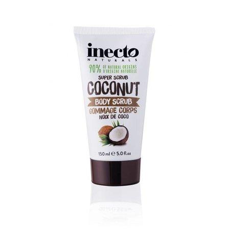 Inecto Kokosöl Bein- und Körperpeeling 150ml