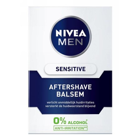 Nivea Men After Shave Balsam Sensitive 100 ml