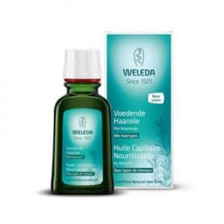 Weleda Hair Oil Nourishing 50 ml