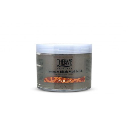 Therme Black Mud Scrub Hammam 250ml