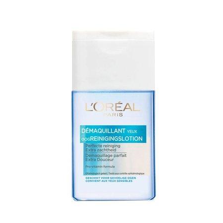L'Oréal Dermo Expertise Oogreinigingslotion 125 ml