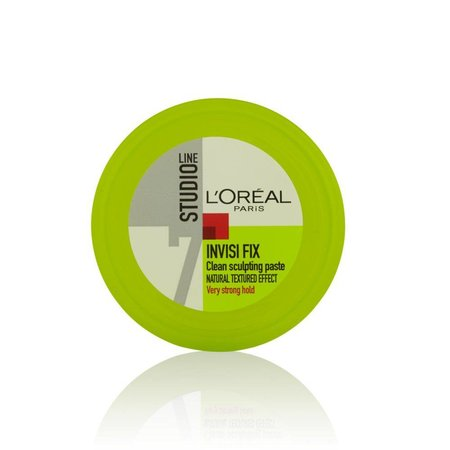 L'Oreal Studio Line Invisi Fix reinigen Sculpting Paste 75ml