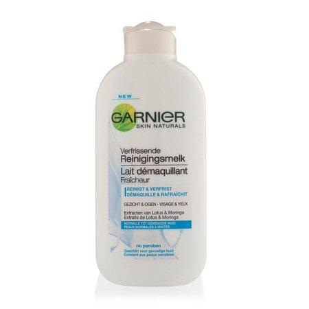 Garnier Skin Naturals Essentials Refreshing Cleansing Milk 200 ml