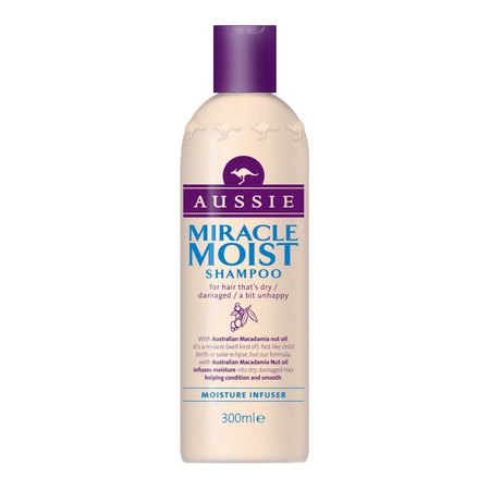 Aussie Miracle Moist - 300ml - Shampoo