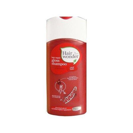 Hennaplus Hairwonder Gloss Red - 200 ml - Shampoo