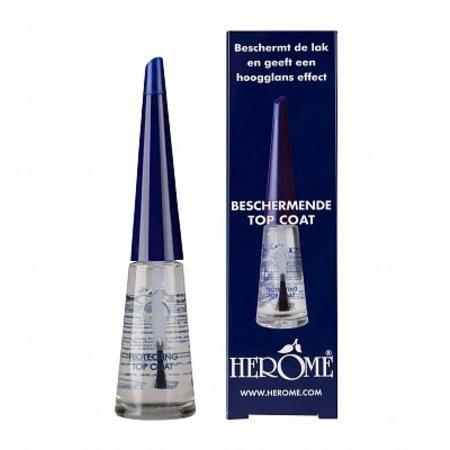 Herôme Protective Top Coat - 10 ml- top coat