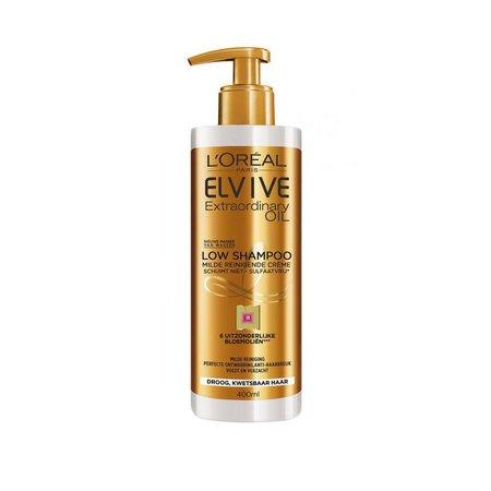 L'Oreal Elvive Außerordentliche Öl-Niedertemperatur- Shampoo 400ml