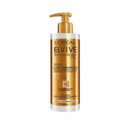 L'Oréal Elvive Extraordinary Oil Low Shampoo 400 ml