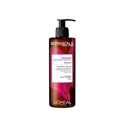 L'Oréal Botanicals Geranium Radiance Remedy Shampoo 400 ml