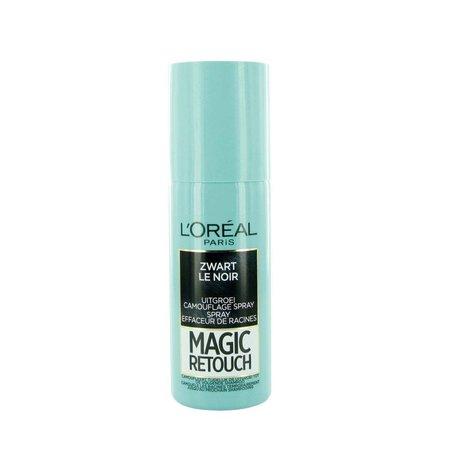 L'Oréal Magic Retouch Zwart 75 ml