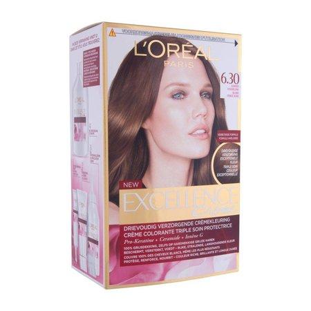 L'Oréal Excellence Creme 6.3 Dark Golden Blonde