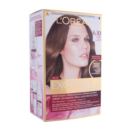 L'Oréal Excellence Creme 6.3 Donker Goudblond