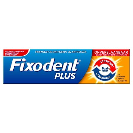 Fixodent Adhesive Paste Plus Dual Power Premium-40g