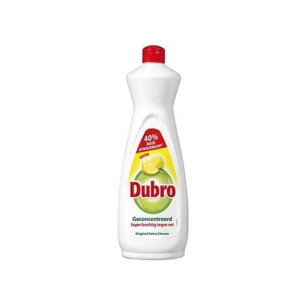 Afwasmiddel Dubro citroen 900ml