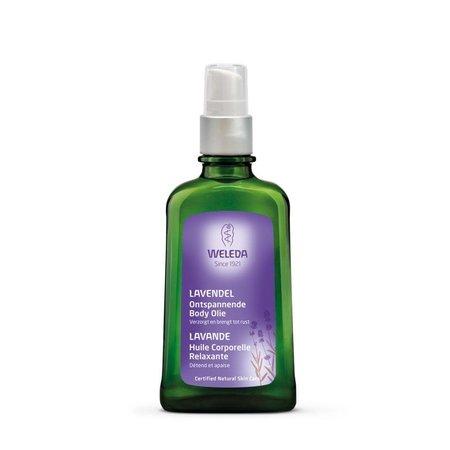 Weleda Hautöl Lavendel 100 ml