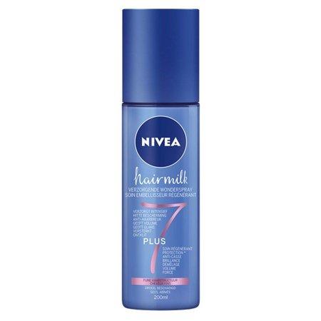 Nivea Hairmilk Verzorgende Wonderspray Fijne Haarstructuur 200 ml