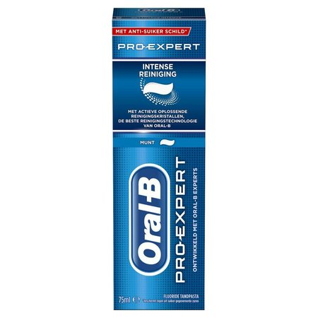 Oral-B Toothpaste Pro-Expert Intense Cleaning 75 ml