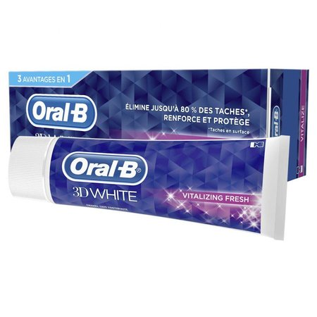 Oral-B Tandpasta 3DWhite Vitalize 75 ml