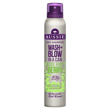 Aussie Daily Clean Dry shampoo 180 ml
