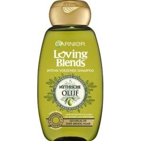 Garnier Loving Blends Mythisches Olive Intensives Pflegeshampoo - 300 ml -