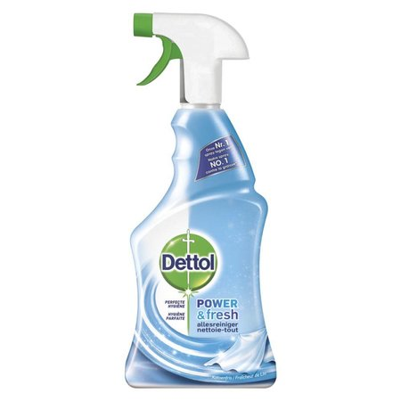 Dettol Power & Fresh Spray Katoenfris Allesreiniger 500 ml