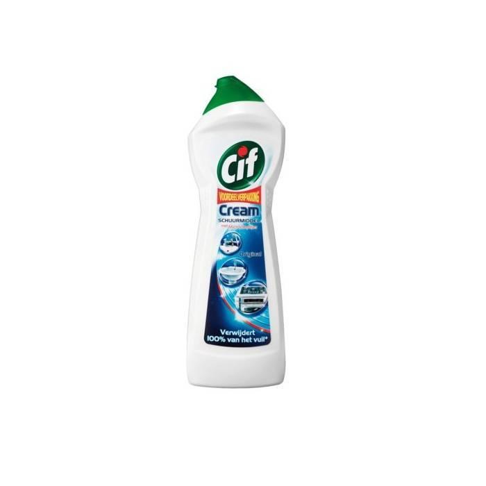 Cif Cream Schleifmittel 750 ml