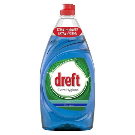 Dreft Extra Hygiene Waschmittel Eukalyptus 820 ml