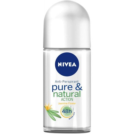 Nivea Deodorant Roller Pure & Natural Jasmine 50 ml