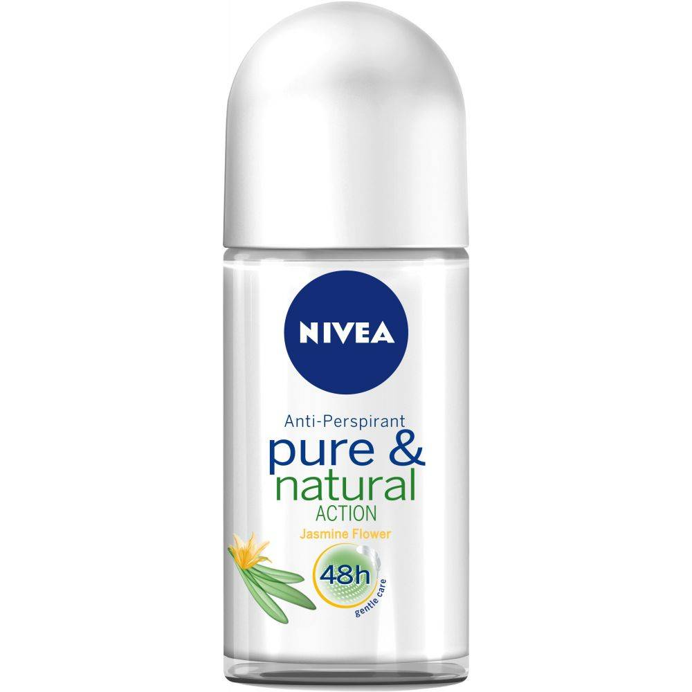 Nivea Deo Roller Pure & Natural Jasmin 50 ml