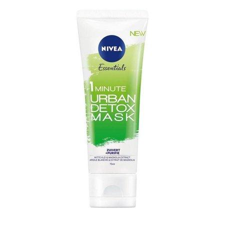 Nivea Essentials Urban Skin Detox Reinigende Gesichtsmaske 75 ml