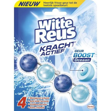 WHITE REUS Power Aktiv Boost Ocean 50gr