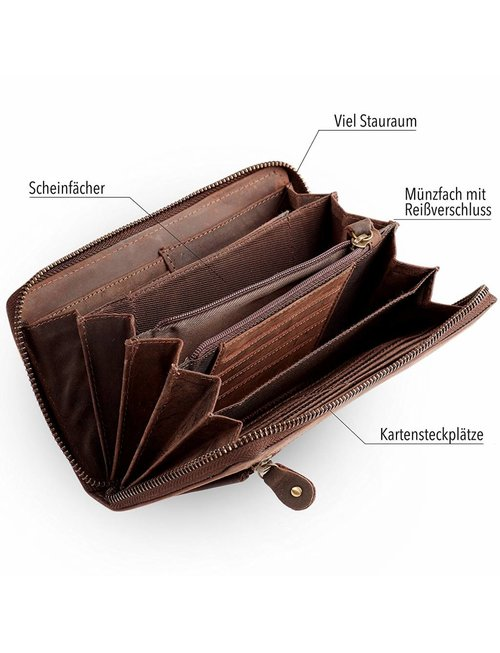 Ratschkatl Damenbörse 1089-R