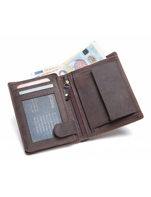 "Hodalump - Herrengeldbeutel ""LENZ"" | Traditionelles Portemonnaie"