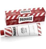 Proraso Scheercreme Tube Sandalwood 150 ml