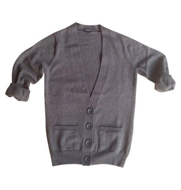 Minis Only OVERSIZED CARDIGAN GREY