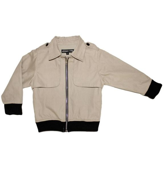 Adam + Yve TRENCH BOMBER JACKET