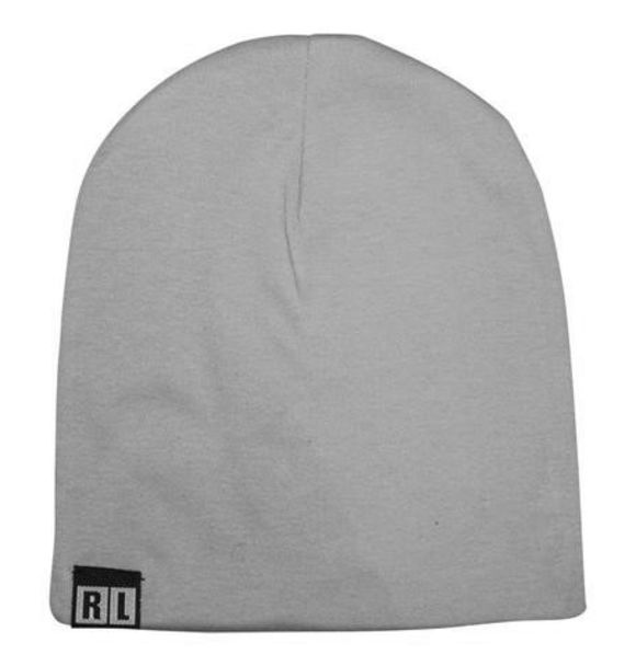 Ryder L BAGGY BEANIE DOVE GREY