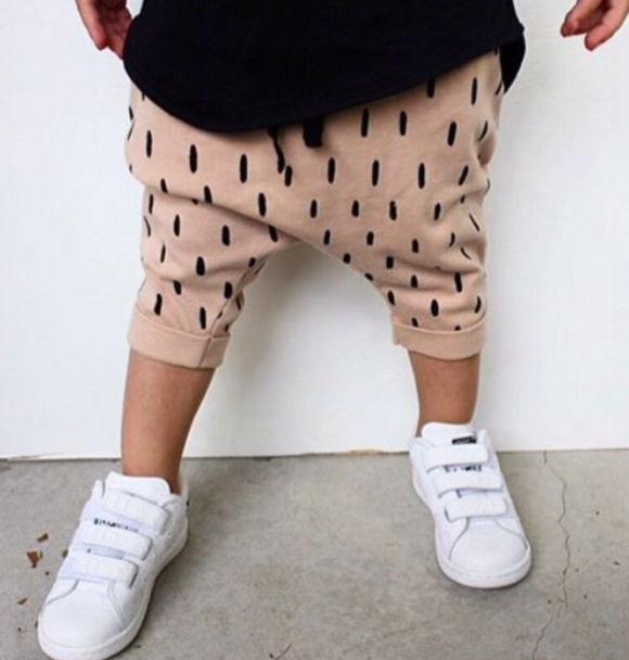 Babyleggingco MAPLE DROP CROTCH SHORTS