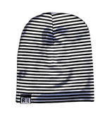 Ryder L BAGGY BEANIE STRIPED MINI