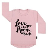 VanPauline TO THE MOON AND BACK LONGSLEEVE