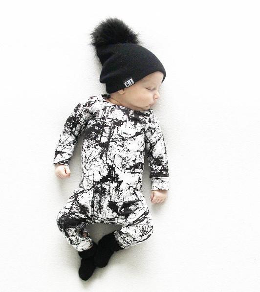 Ryder L KNIT BABY BEANIE