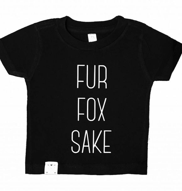 Shiloh Jade FUR FOX SAKE T-SHIRT