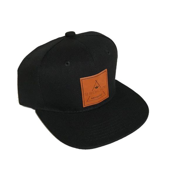 Shiloh Jade SNAPBACK ALL BLACK