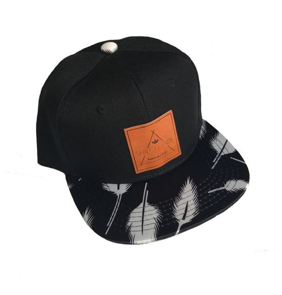 Shiloh Jade pre-order SNAPBACK FEATHERS