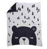 Mr Bear Snuggle Blanket