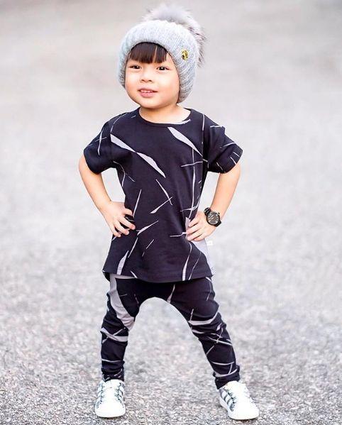 Marlee Watch MINIMALIST BLACK - CHILD - MARLEE WATCHES