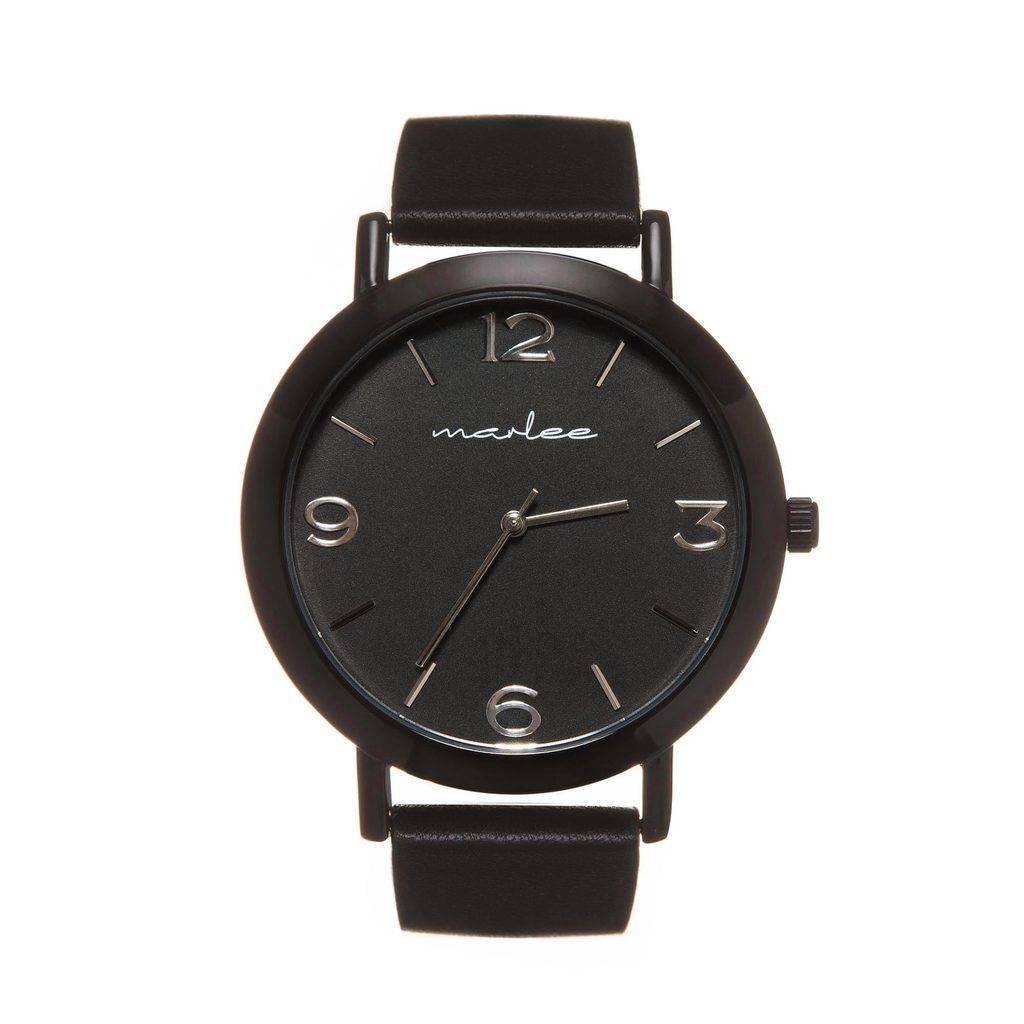 Marlee Watch Minimalist Black - adult