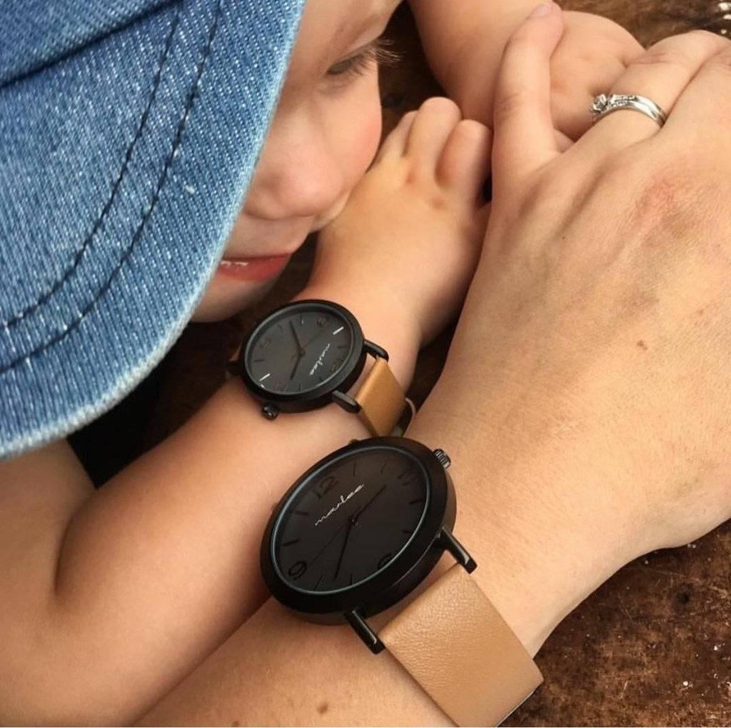 Marlee Watch Kinderhorloge - Classic Brown - Marlee Watches