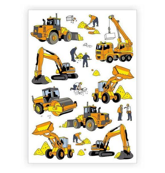 CONSTRUCTION TATTOO