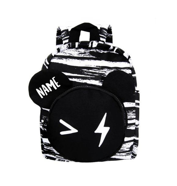 VanPauline BACKPACK BRUSH + NAME